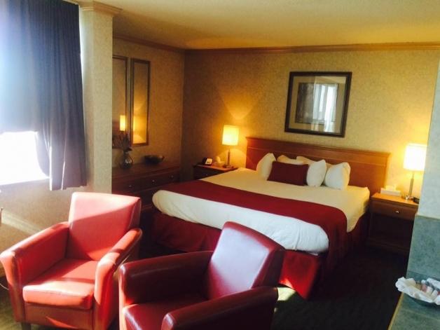 Sands Hotel Edmonton Alberta