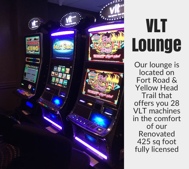 VLT Machines